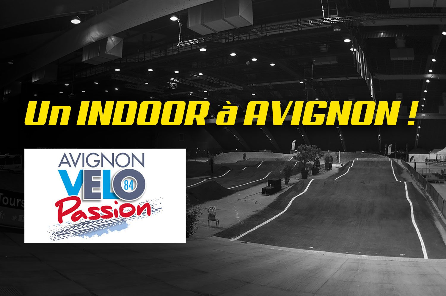 Invitation à l'indoor d'Avignon