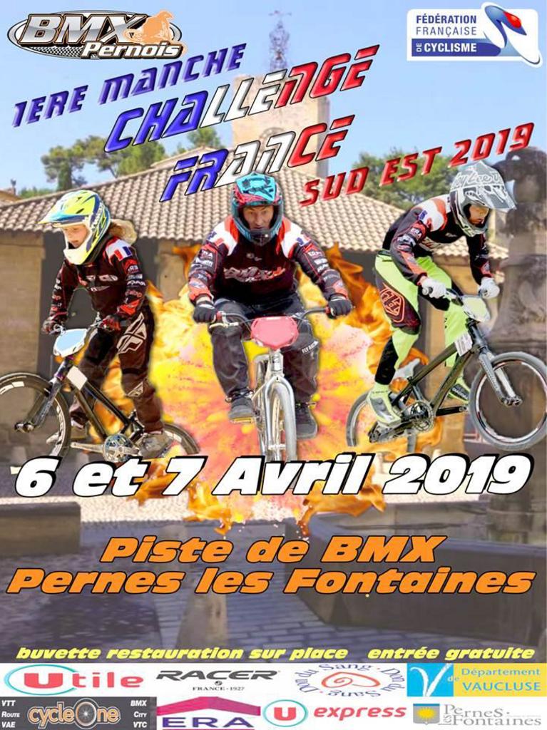 Guide de compétition pour la première manche du challenge France à Pernes les Fontaines