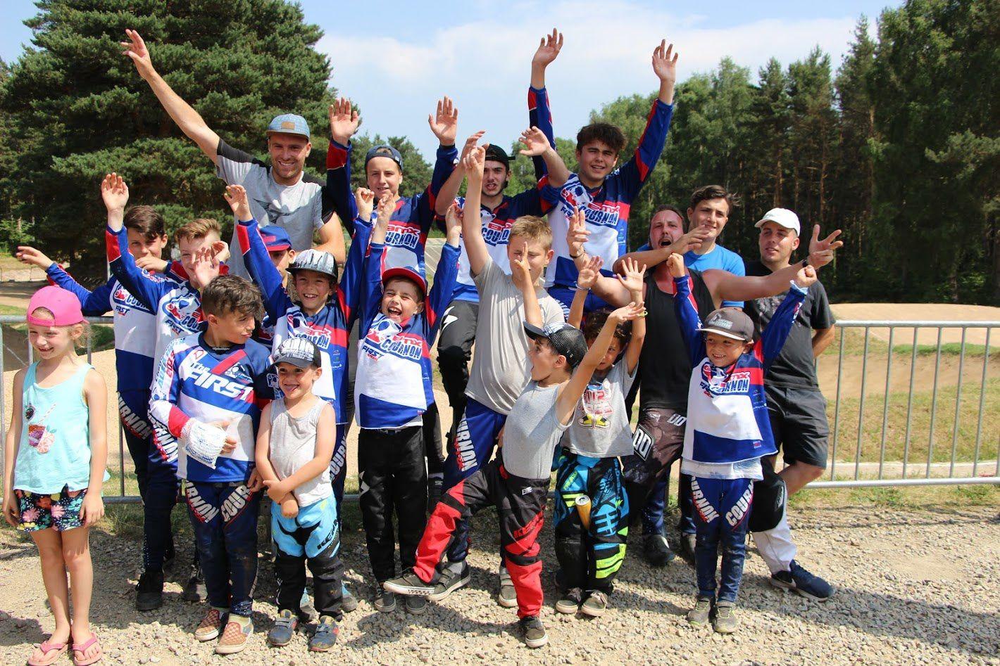 Résultats de la 5e manche de la Coupe d'Auvergne à Orcines : Gabin sur la première marche.