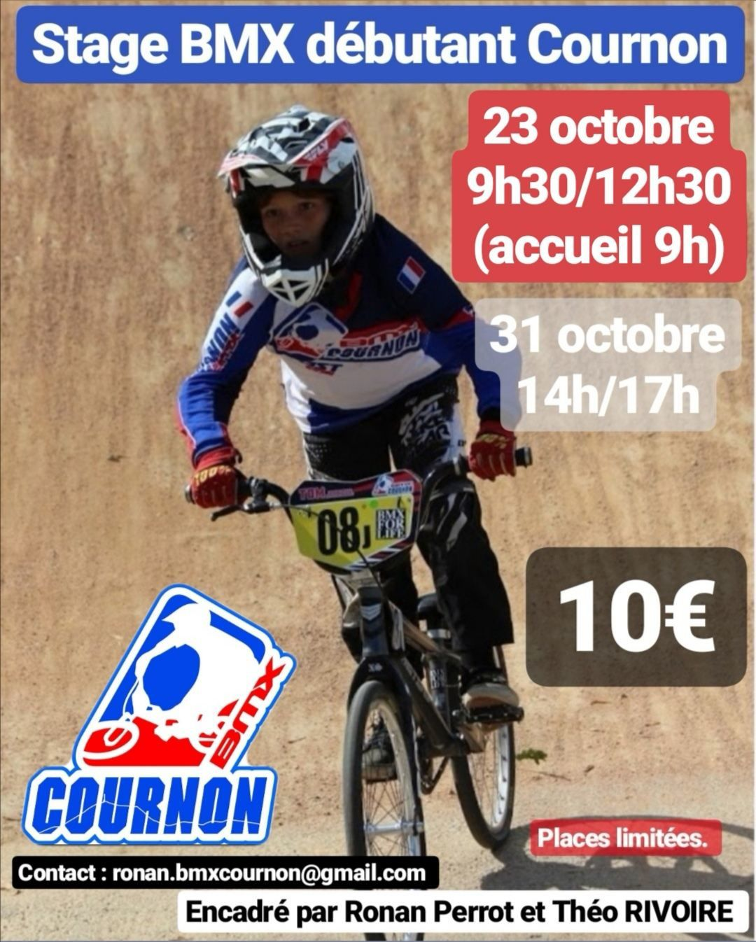 Stages BMX Toussaint