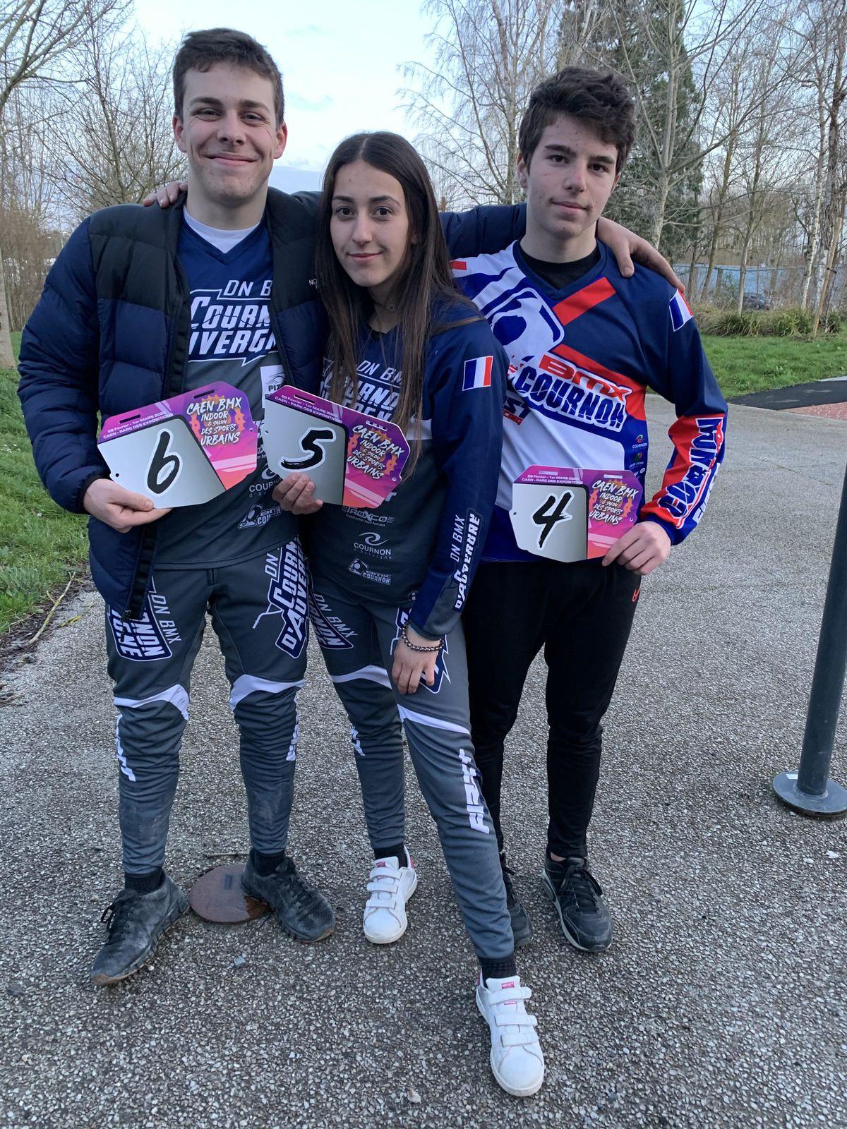 Indoor de Caen : 3 finalistes et plein de bonnes choses !