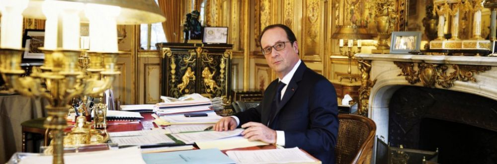 LaPresse.ca - France: François Hollande ne sera pas candidat à la présidentielle de 2017
