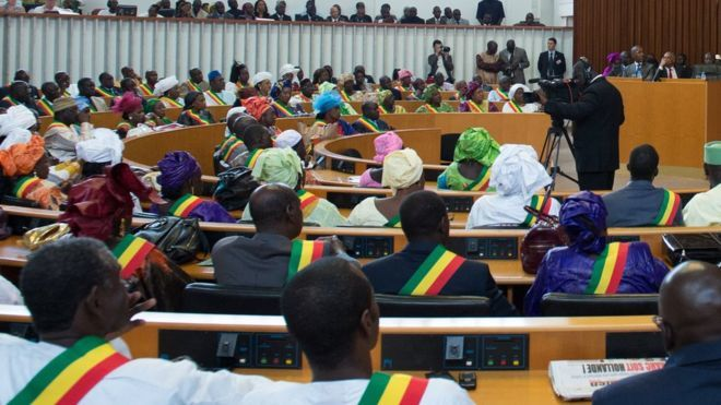 BBC - Senegal expats to be allowed to run for parliament