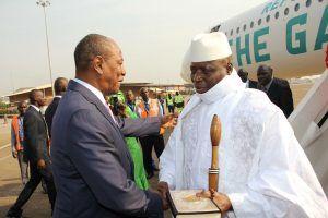 LaPresse.ca - Gambie: Après 22 ans au pouvoir, l'ex-président gambien s'exile