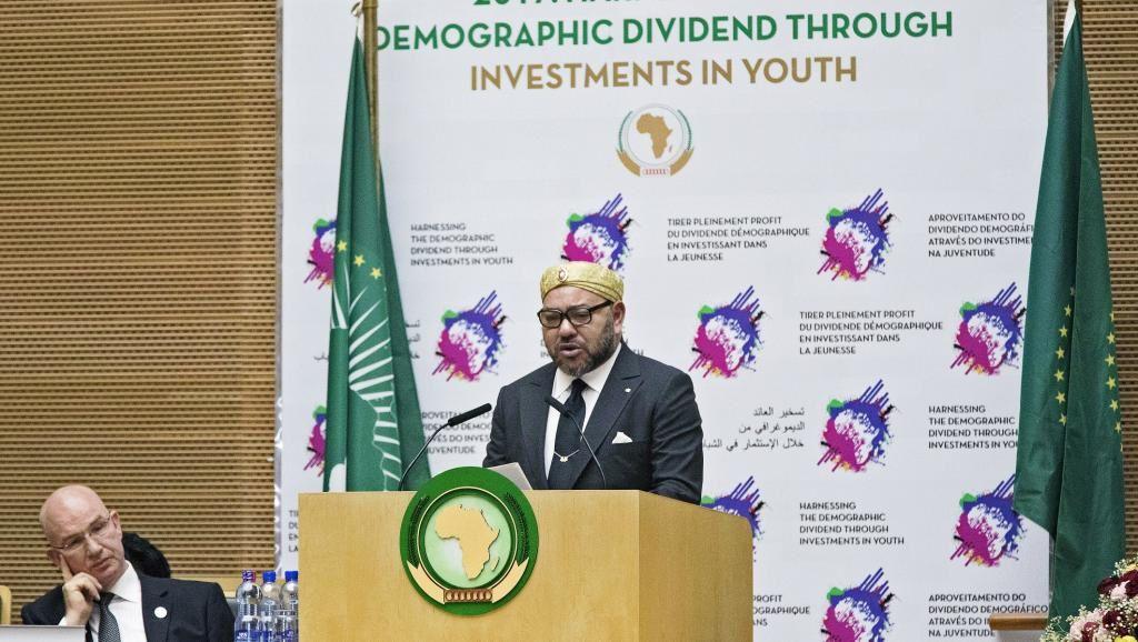Le Monde - A Addis-Abeba, le Maroc gagne son retour dans l'Union africaine