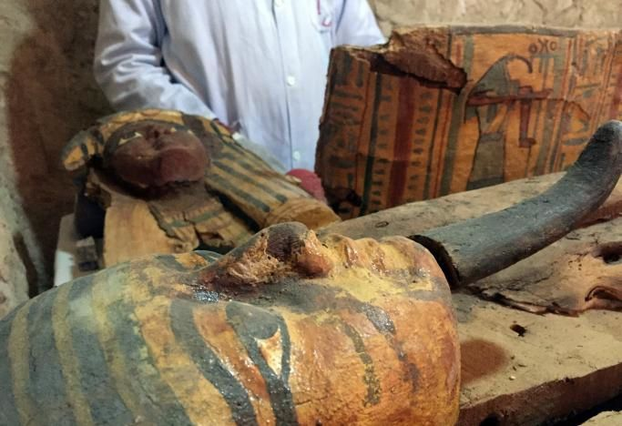 Reuters - Egypt discovers 3,000-year-old tomb of nobleman