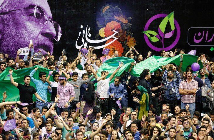 LaPresse.ca - Iran: Hassan Rohani réélu président