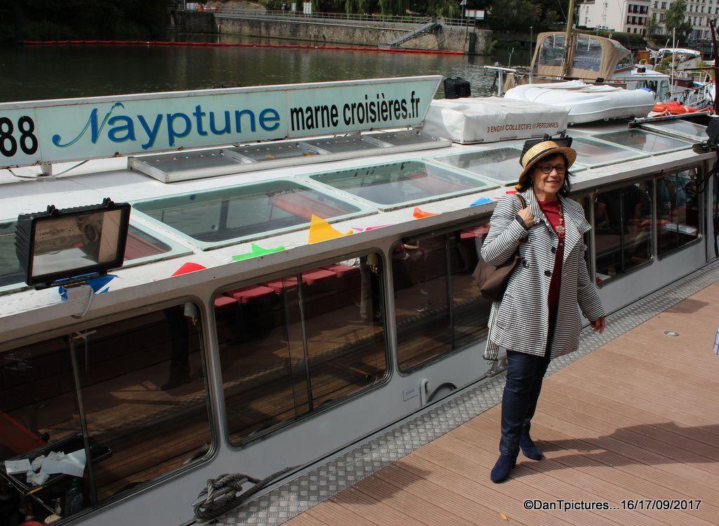 Joinville-le-Pont : Noces d'émeraude entre Joinville et le Port de Plaisance !