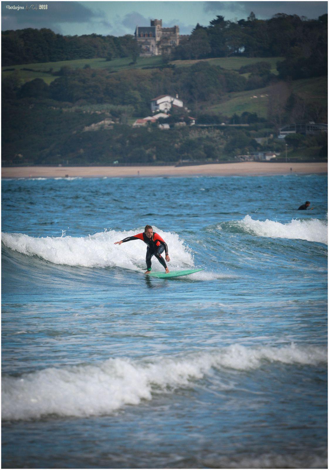Euskadi surf trip (Jour 1)