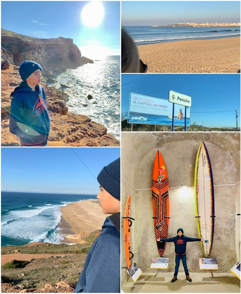 Surf trip express PORTUGAL