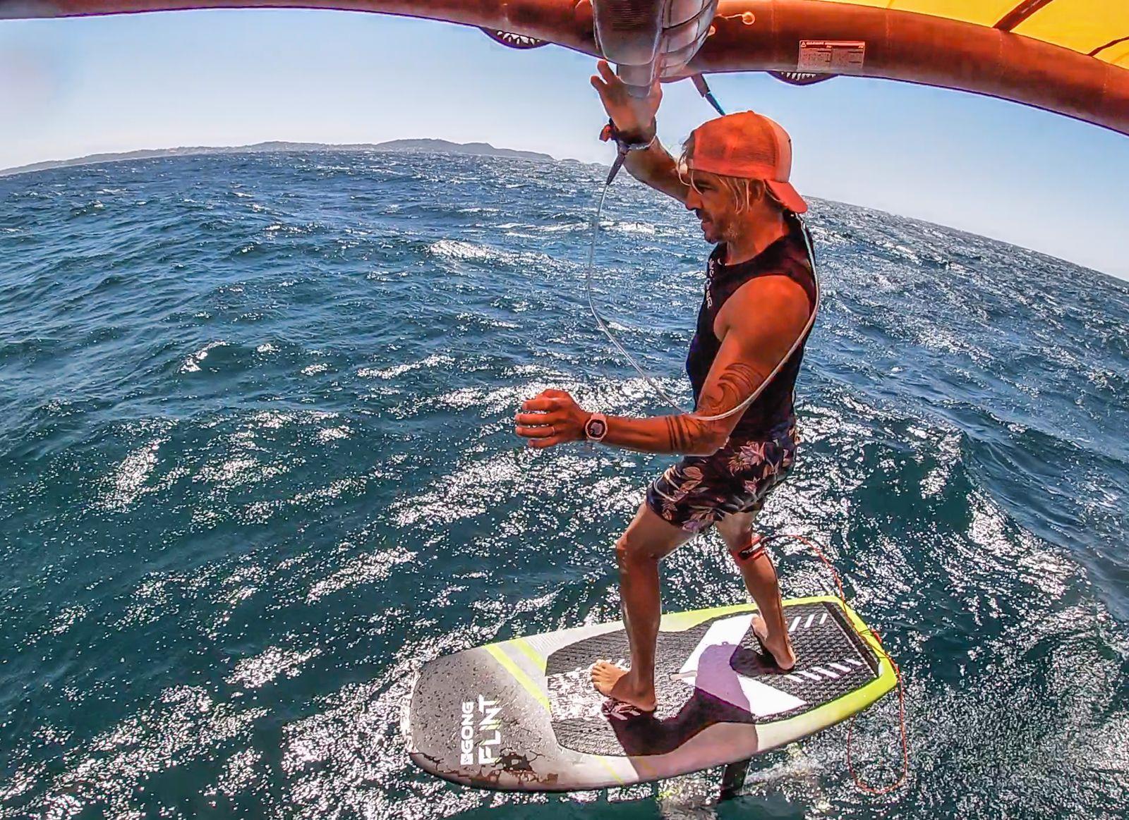 Surfer la houle