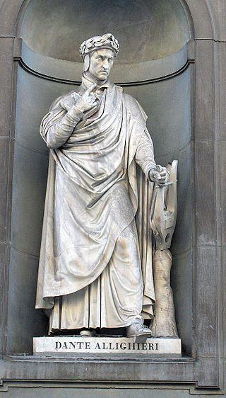 """Atelier poésie queuleu La muse de Dante, sa """"Béatrice"""". En lien, un texte de 1890"""