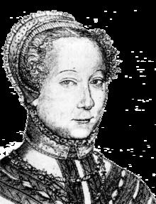 Louise Labé, portrait gravé par Pierre Woeiriot (1555), BNF. Entre un portrait gravé et une oeuvre poétique