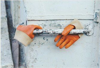 """""""Les gants"""" de Nathalie Wolff et Matthias  Bumiller"""