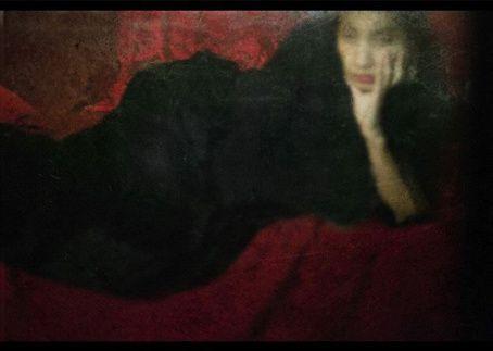 Noir - Rouge - Chair.