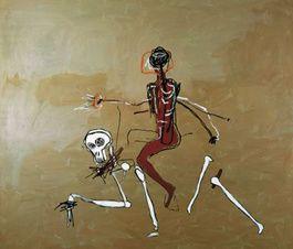Basquiat : anatomie d'un génie.