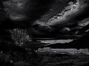 Ciel - Encre - Noir