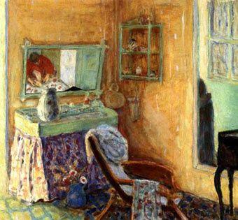 Bonnard, peintre de l'intériorité