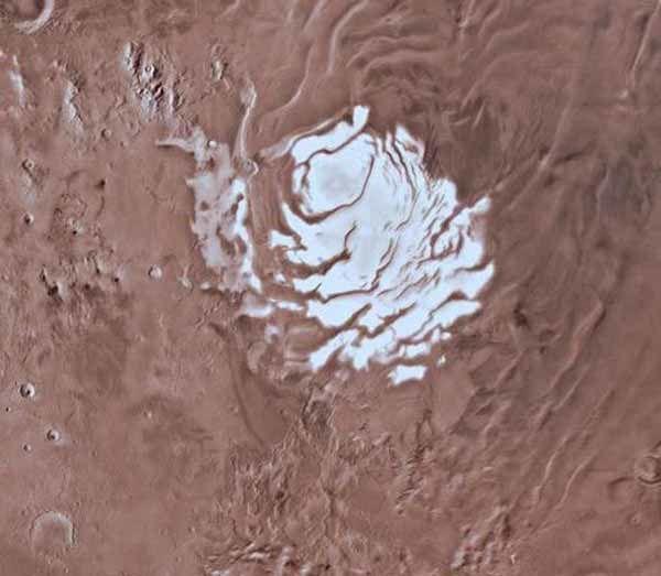 VIE SUR MARS: AVANCE MAJEURE DES CHARCHEURS