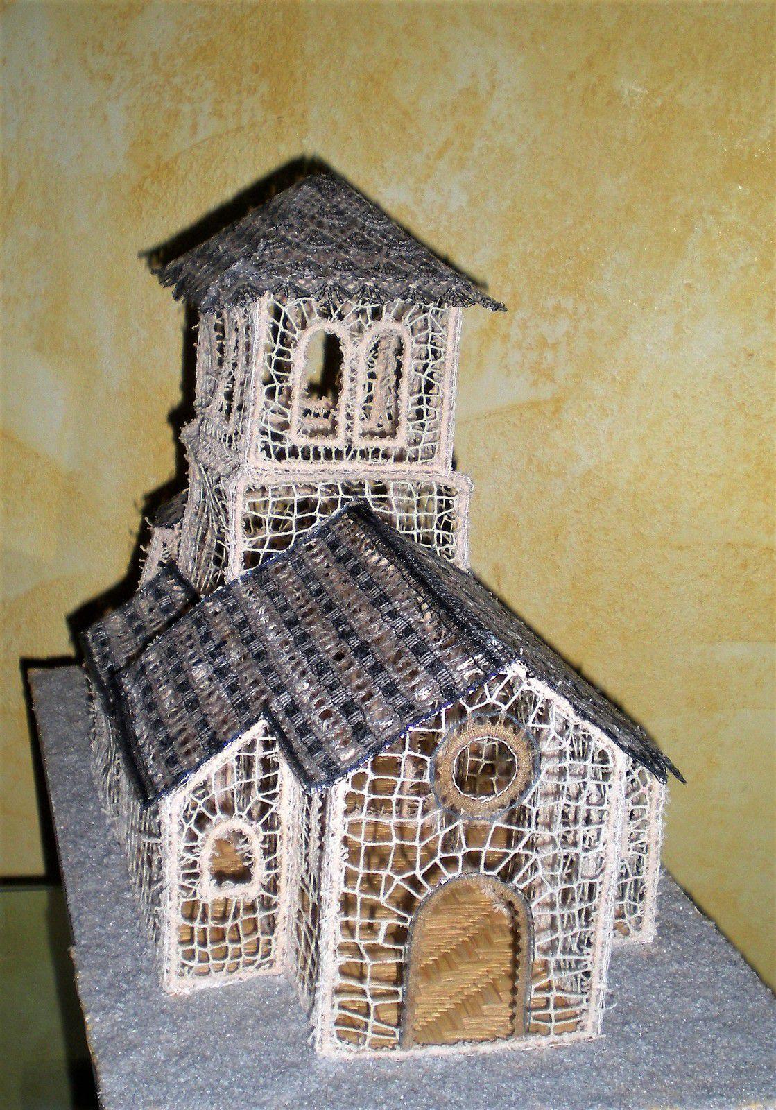 Eglise romane finie