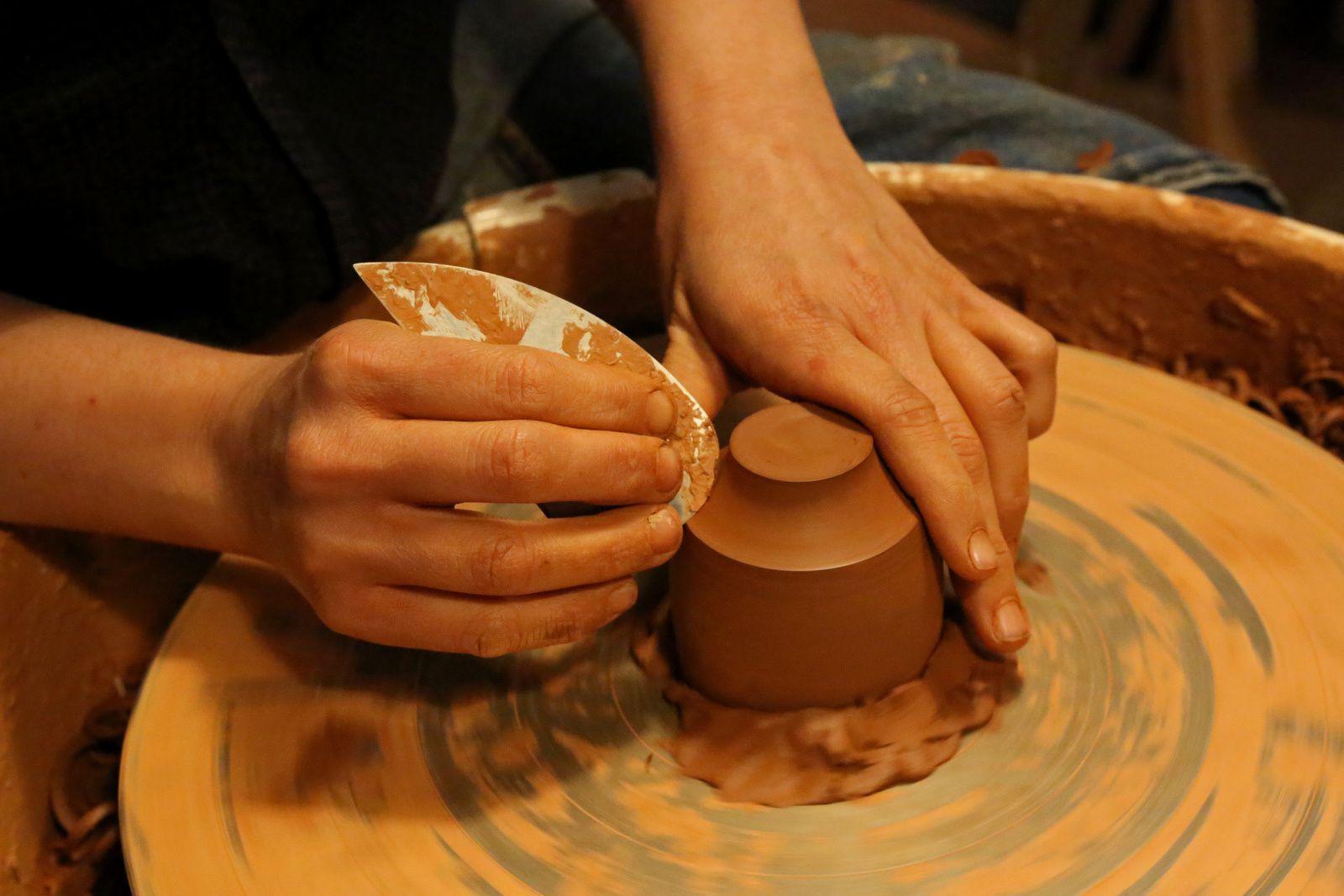 L'art de la poterie