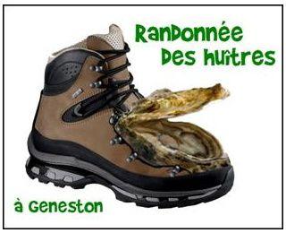 """""""Rando des huitres"""" à Geneston"""