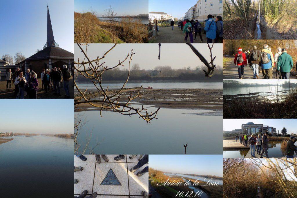 """Les bords de la Loire par les """"12 km"""""""