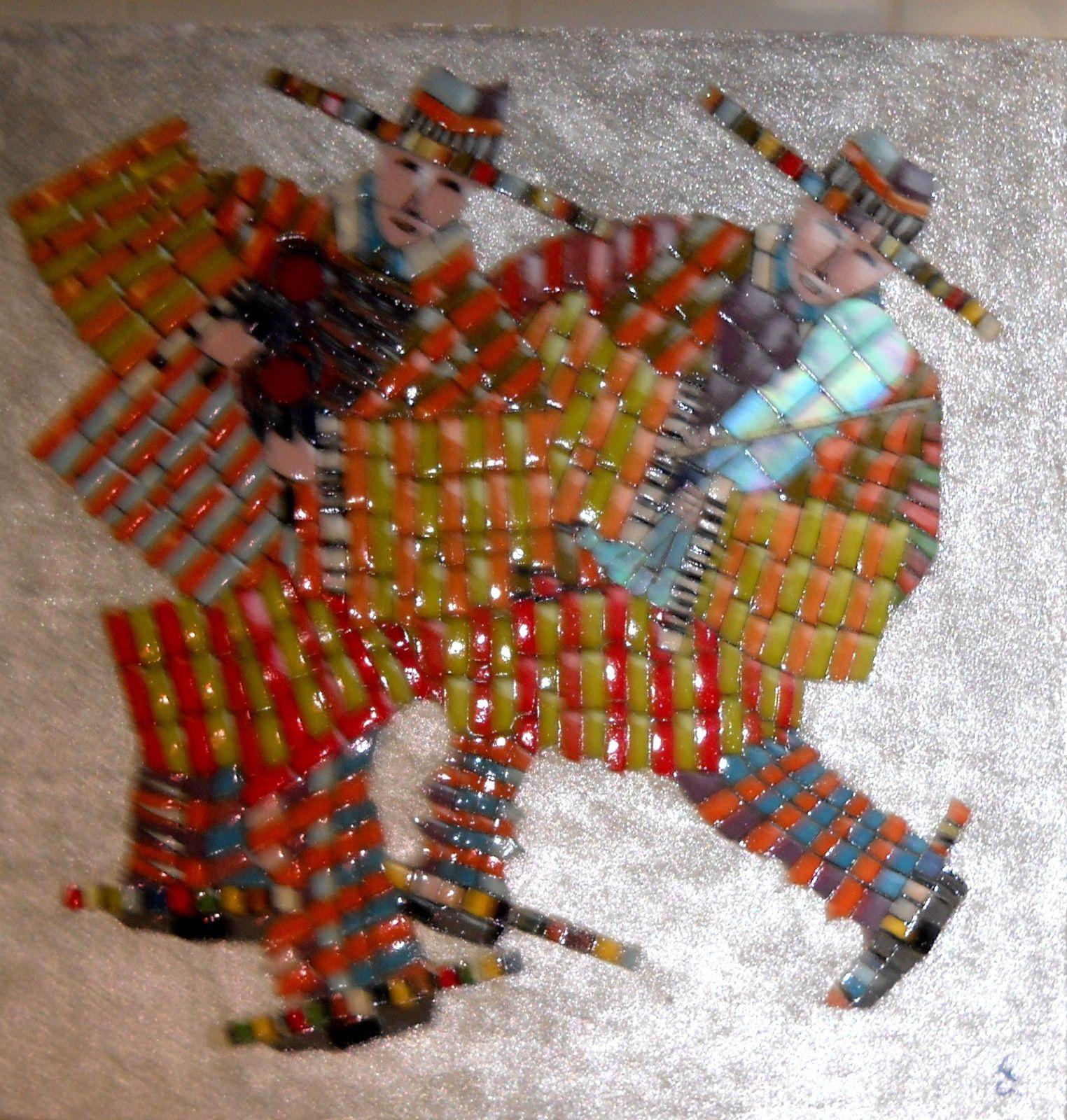 Mosaique d'Art - les derniers travaux