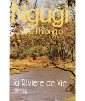NGUGI WA Thiong'o un auteur keynian qui mériterait le Prix Nobel de Littérature.