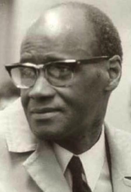 Alioune DIOP, fondateur de Présence africaine.