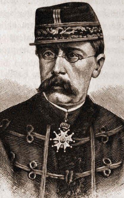 Louis-Léon-César FAIDHERBE, colonial et africaniste.