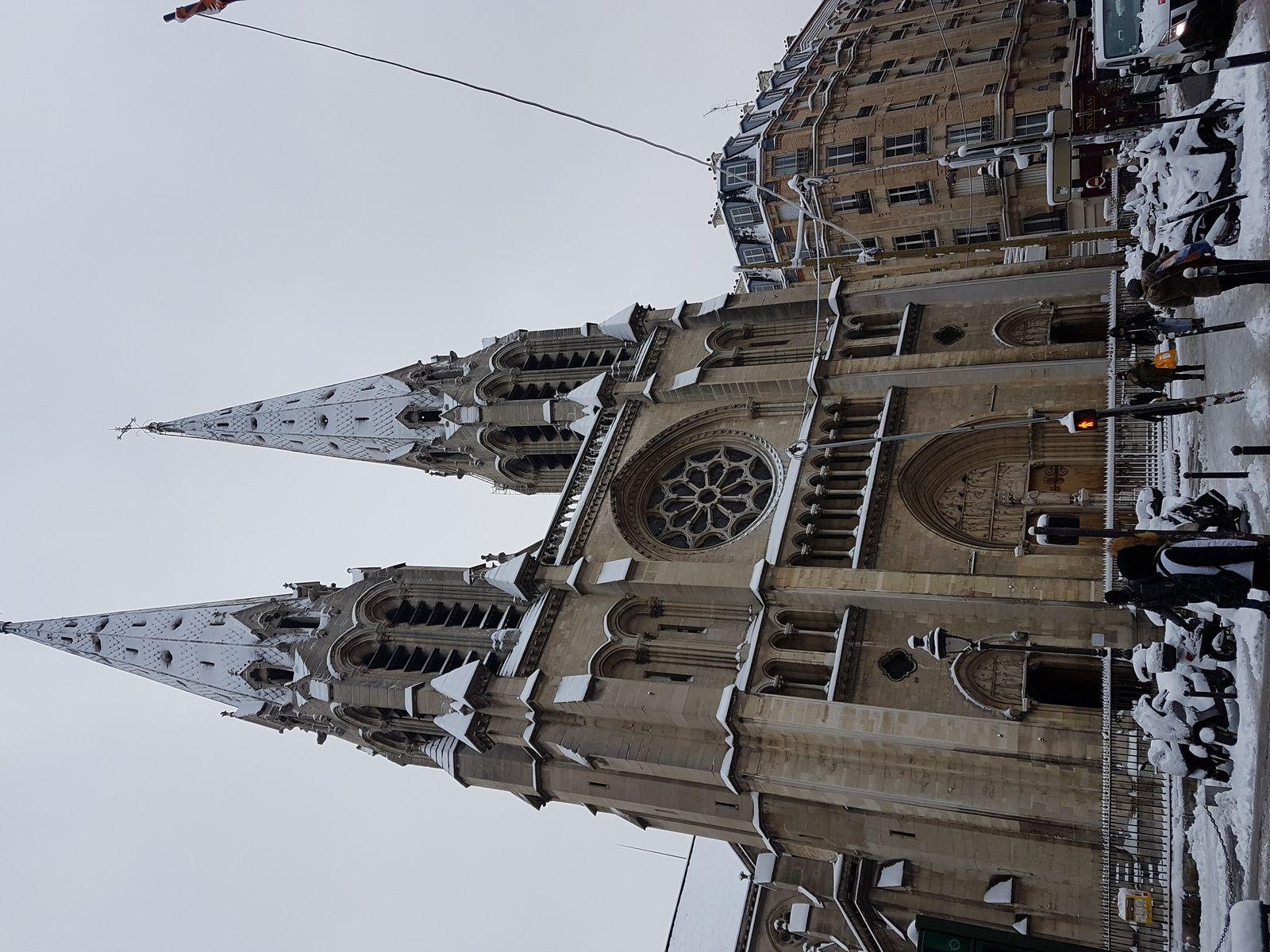Eglise de Jourdain, Paris 19ème.