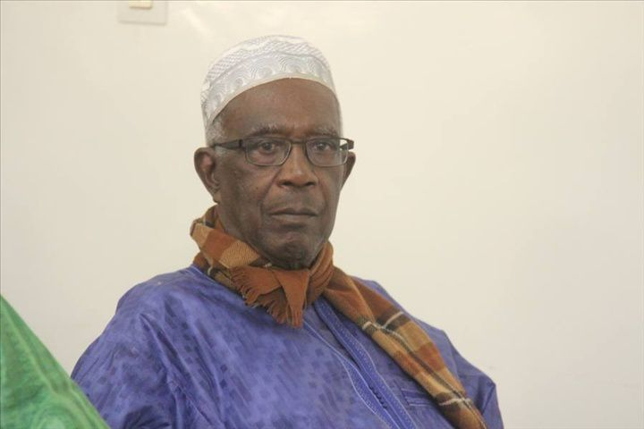 Le professeur Amady Aly DIENG (1932- 2015).