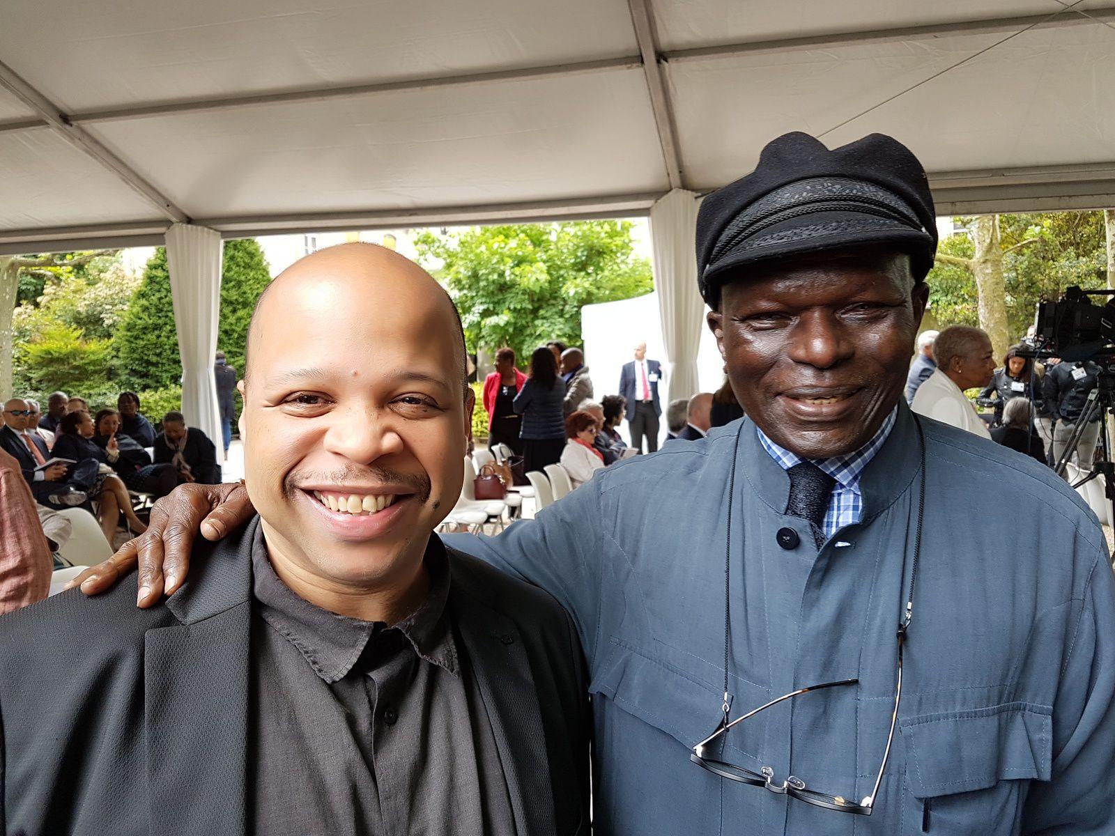 """""""Journée nationale des memoires de la traite de lesclavage et de leur abolitions"""" par M. Amadou Bal BA http://baamadou.over-blog.fr/"""