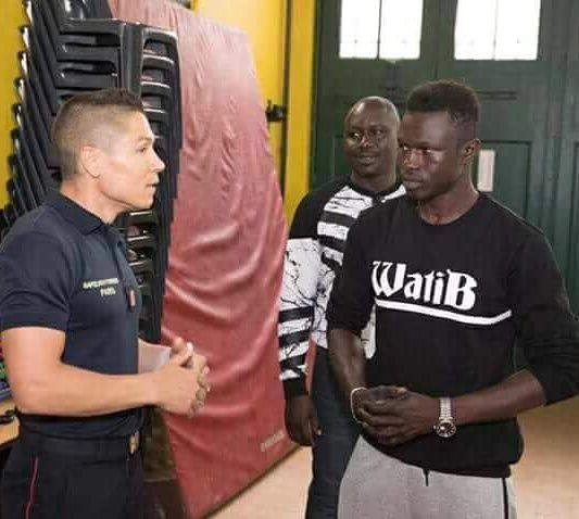 Mamoudou GASSAMA, symbole du héroïsme des migrants et pour le bien-vivre ensemble», par M. Amadou Bal BA, http://baamadou.over-blog.fr/