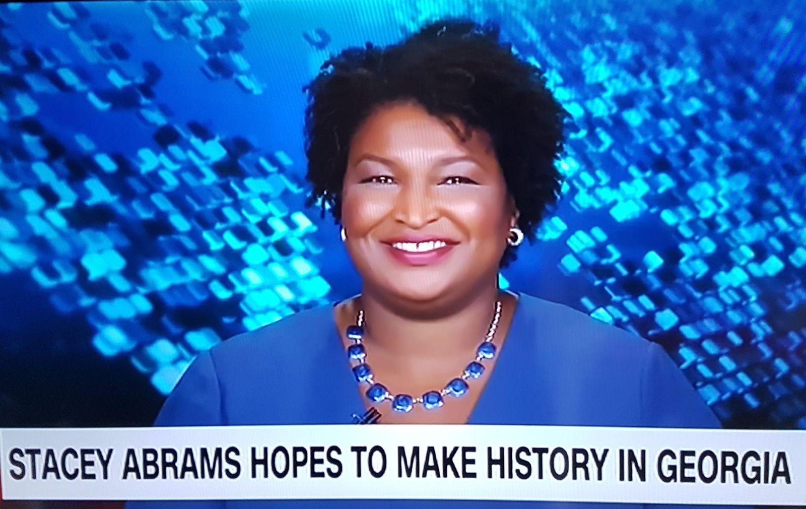 «Mme Stacey ABRAMS : 1ère femme noire gouverneur en Géorgie aux Etats-Unis ?», par M. Amadou Bal BA, http://baamadou.over-blog.fr/