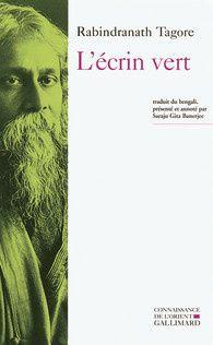 Rabindranath TAGORE, prix Nobel de littérature de 1914.