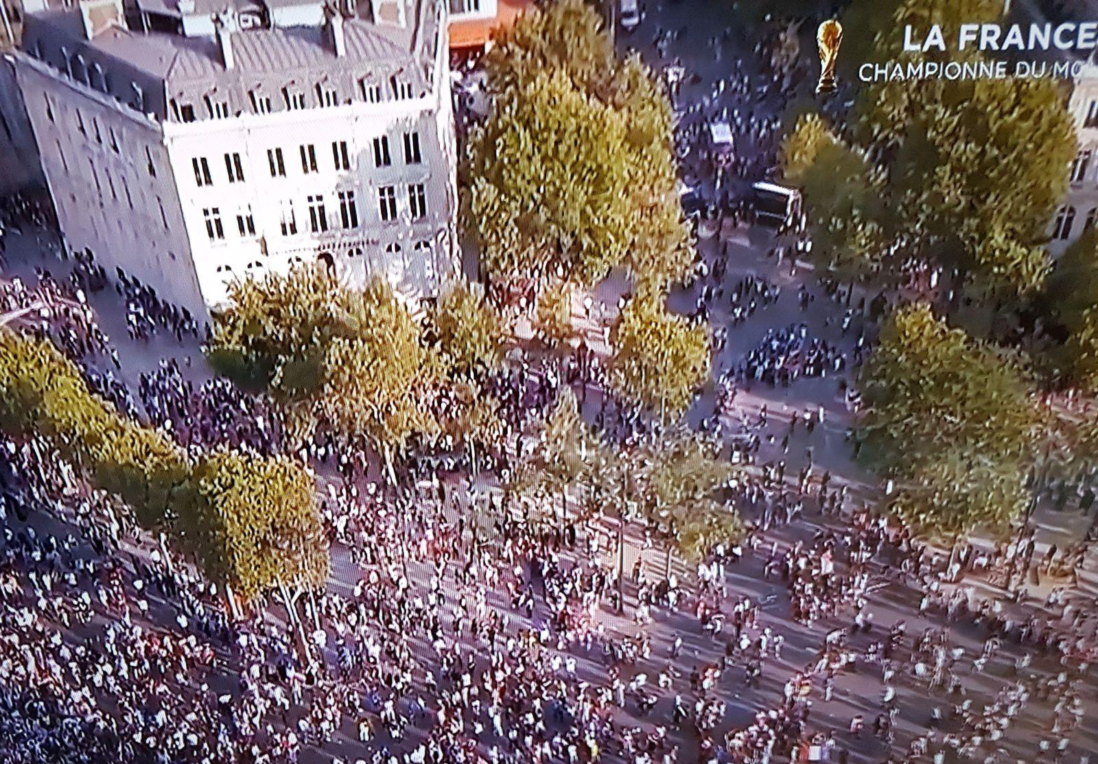 Bravo les Bleus !