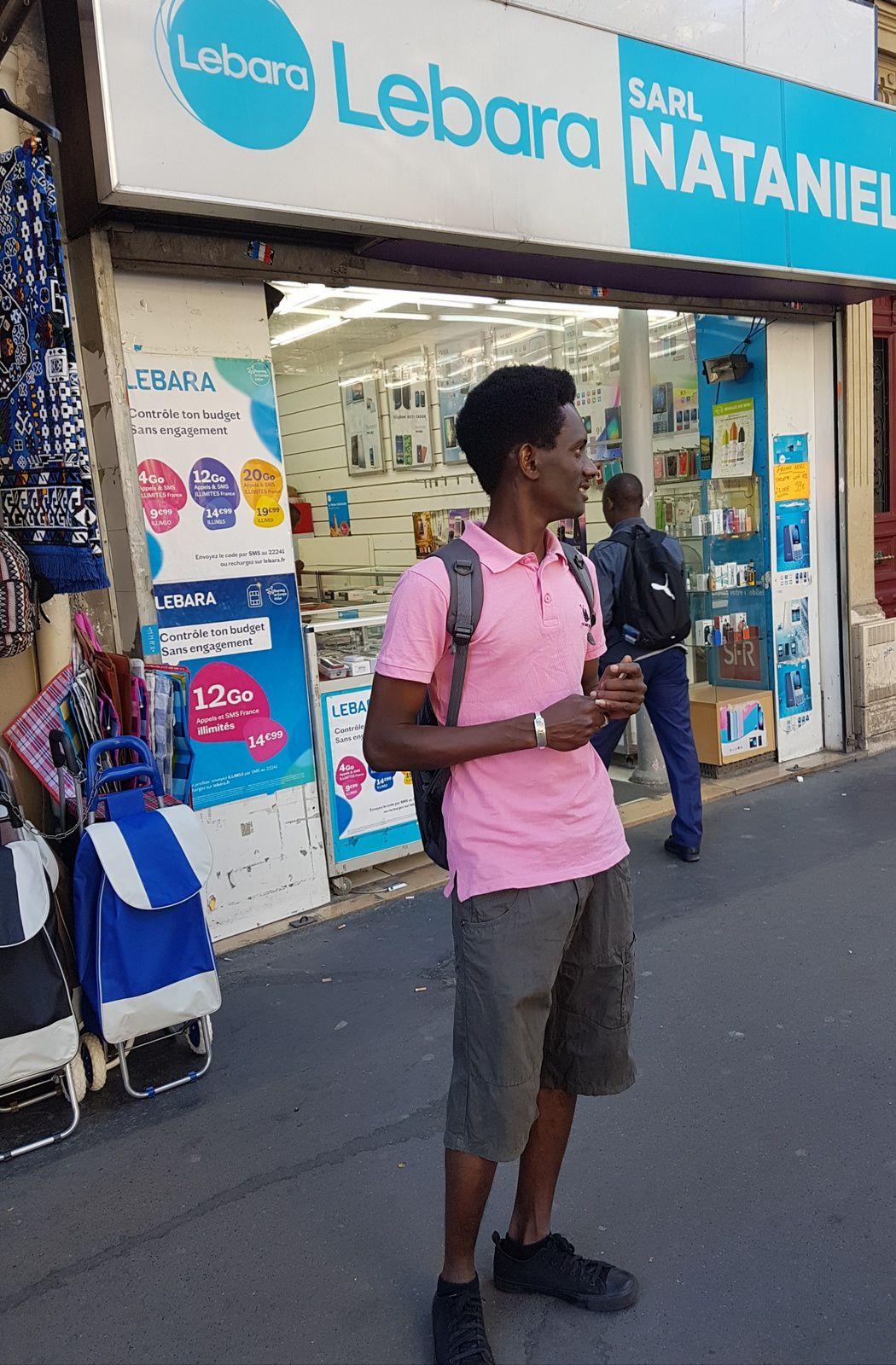 «Le marché africain de Château-Rouge, à Paris 18ème, un îlot dynamique de la diversité qui gêne», par M. Amadou Bal BA, http://baamadou.over-blog.fr/