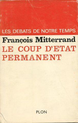 François Mitterrand, homme de lettres, premier président socialiste de 1981 à 1995.
