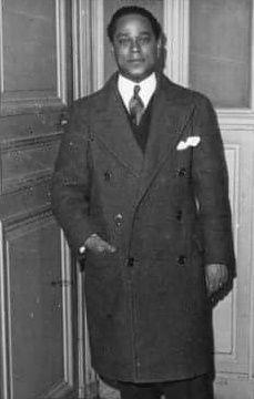 Gaston MONNERVILLE, avocat et président du Sénat de la République française pendant 22 ans.