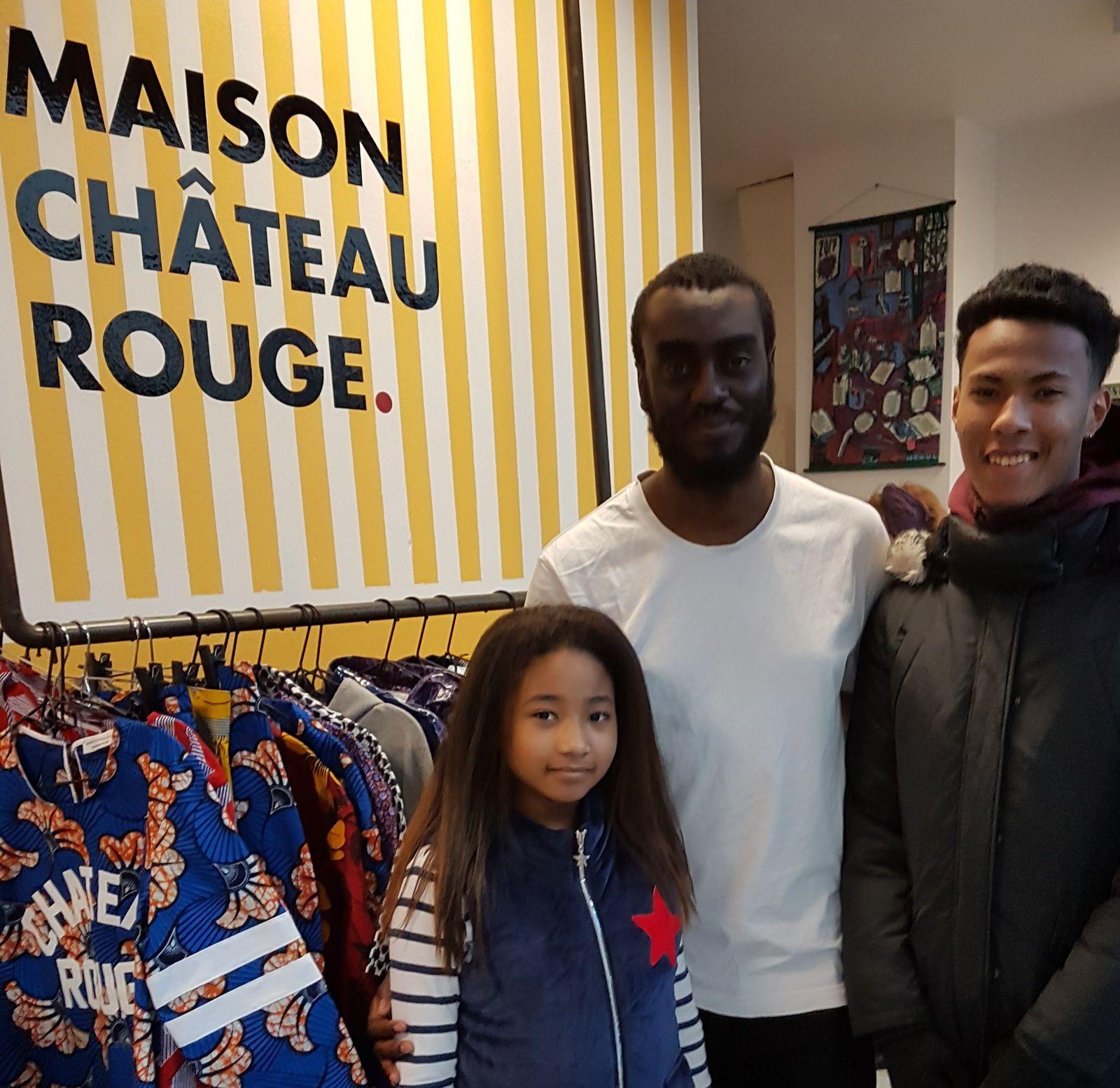 «Youssouf FOFANA et sa «Maison du Château Rouge», à Paris 18ème» par M. Amadou Bal BA - http://baamadou.over-blog.fr/