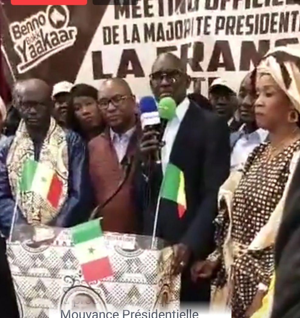 «Sénégal : La campagne des présidentielles du 24 février 2019 a bien démarré» par M. Amadou Bal BA - http://baamadou.over-blog.fr/