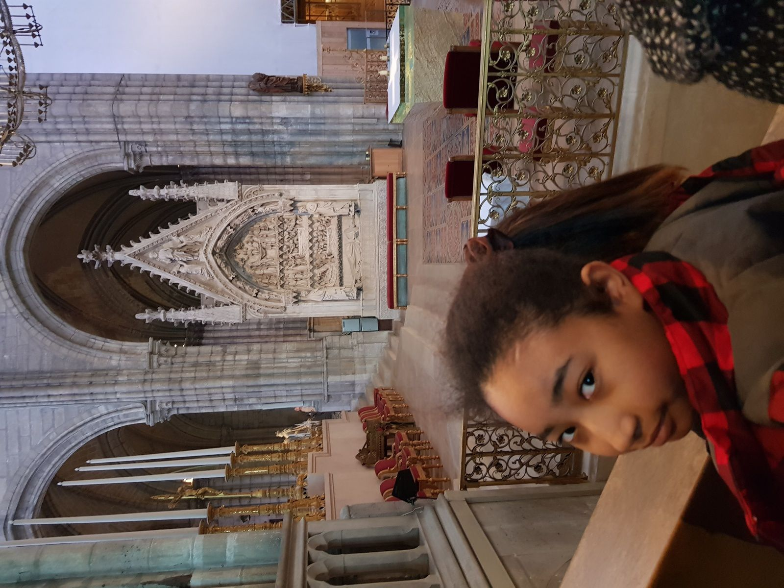 «La Basilique Saint-Denis et les sépultures des Rois de France» par M. Amadou Bal BA - http://baamadou.over-blog.fr/