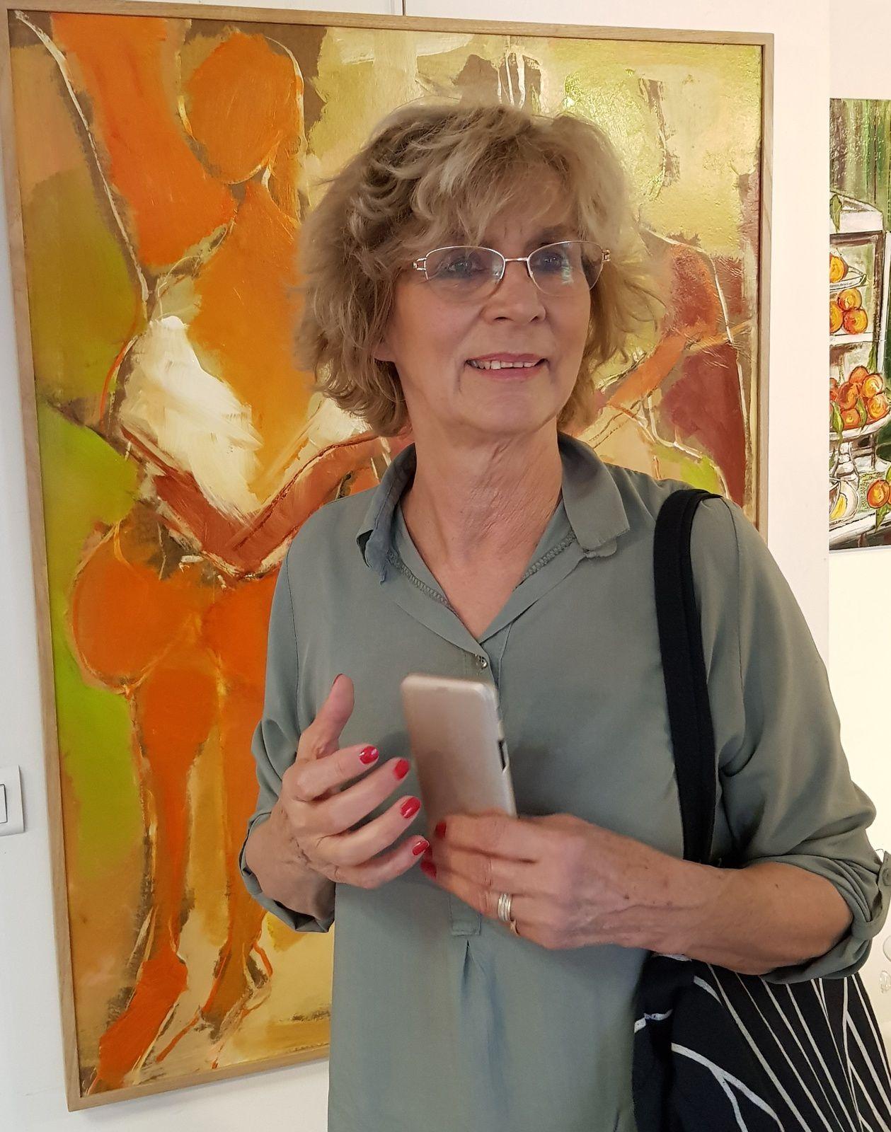 «Mme Dominique de GAUDRIC, une artiste du 19eme ardt discrète et bourrée de talent» par M. Amadou Bal BA - http://baamadou.over-blog.fr/