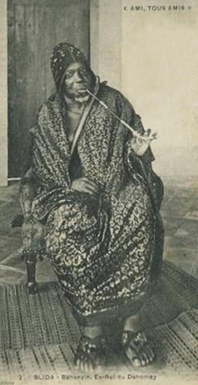 «BEHANZIN (1845-1906), roi d'Abomey, résistant et héros national du Bénin» par M. Amadou Bal BA - http://baamadou.over-blog.fr/