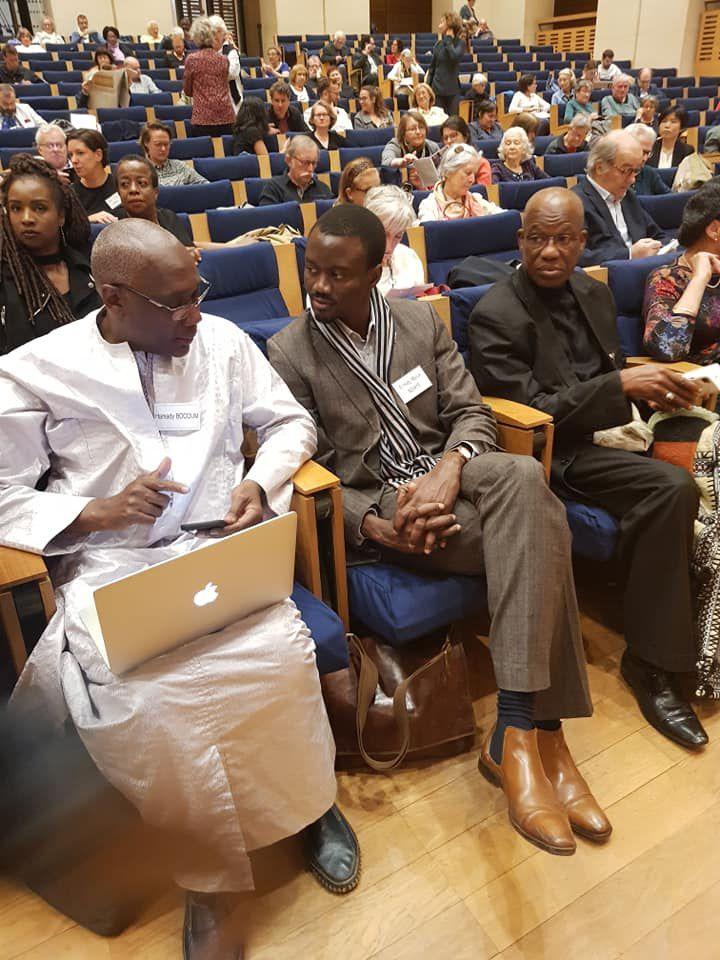 """Restituer les objets d'art africains» par M. Amadou Bal BA - http://baamadou.over-blog.fr/"