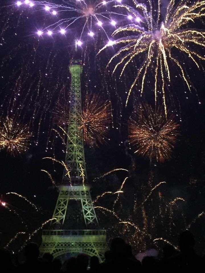 La Tour Eiffel et ses 130 ans (1889-2019) Bon anniversaire à Notre Dame de Fer !
