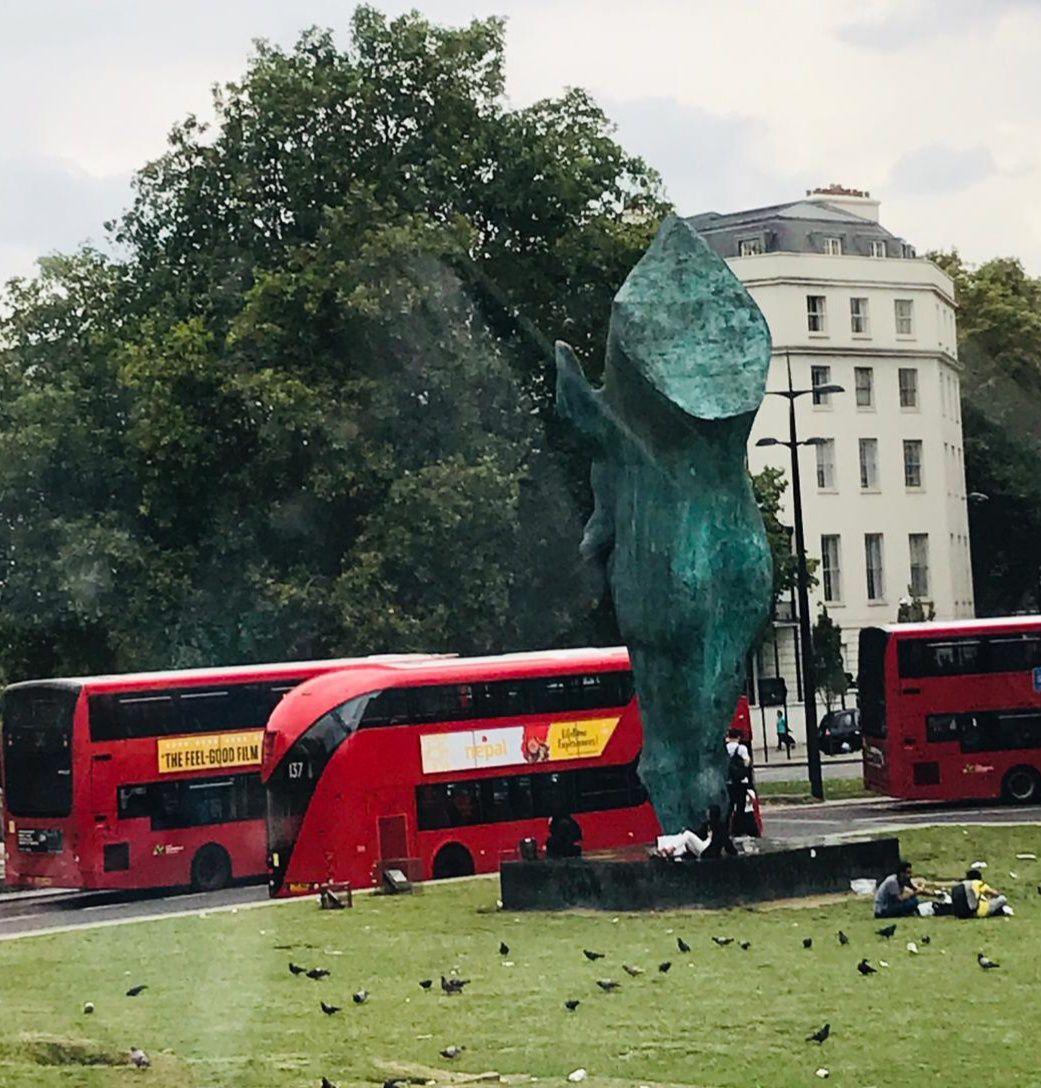 """London, the Magical City!» par M. Amadou Bal BA - http://baamadou.over-blog.fr/"