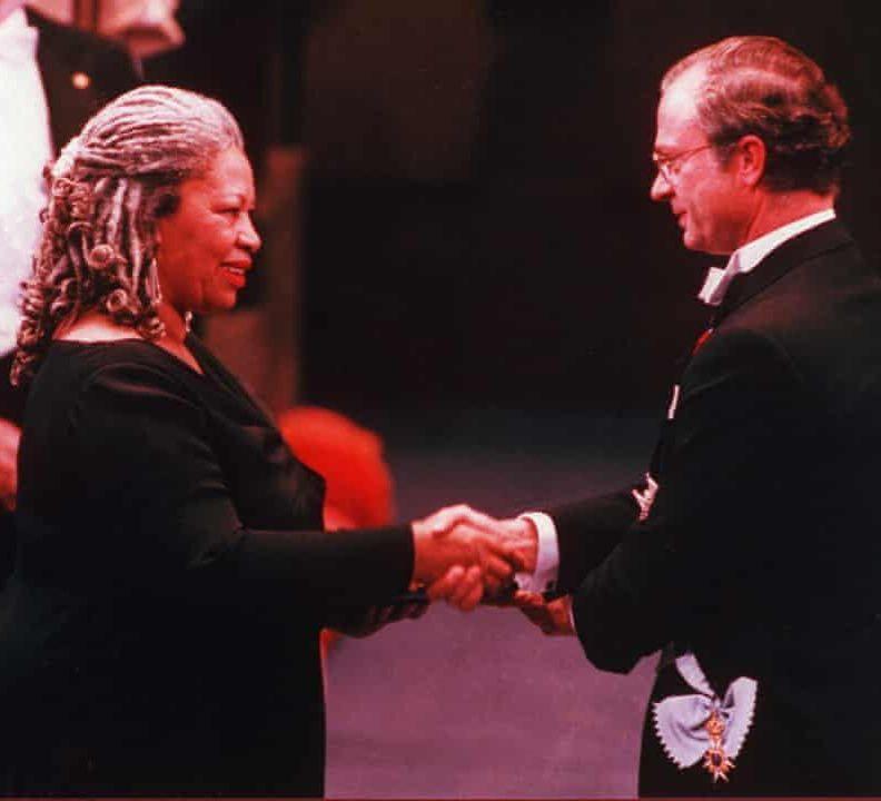 «Toni MORRISON (1931-2019), Prix Nobel de Littérature The Beloved» par M. Amadou Bal BA - http://baamadou.over-blog.fr/